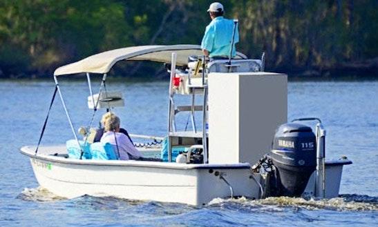 St. Johns River Tour On 'osprey' Boat In Astor, Florida