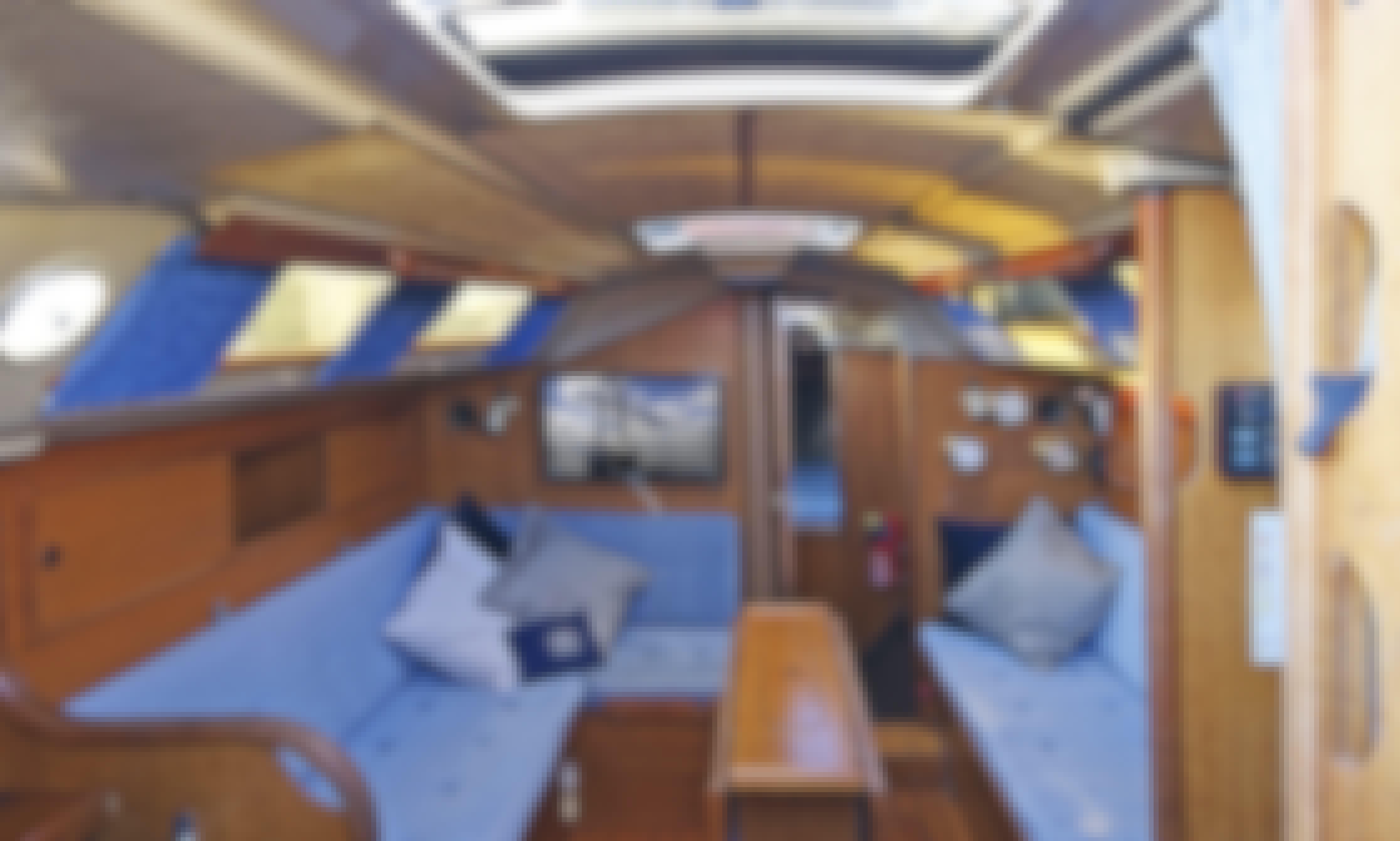 IRS CHALLENGER (Ex. SAILFISHER), Cruising Monohull rental in Gdańsk