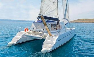 43' Balize Catamaran Yacht Charter in Cabo San Lucas Baja, California Sur