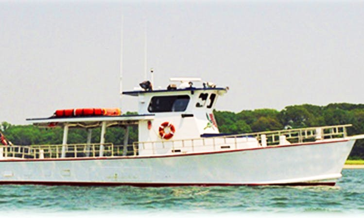 Charters and Guided Tours In Sag Harbor