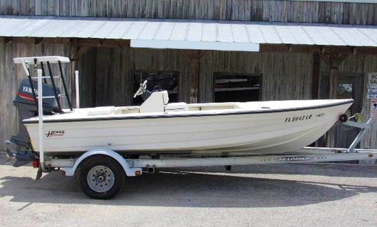 Center Console For Rent In Wadmalaw Island