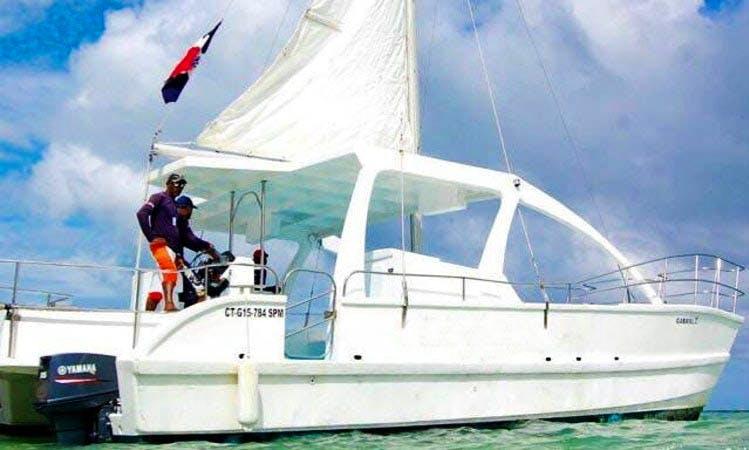 Cruising Catamaran Rental in Punta Cana, Dominican Republic
