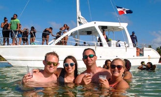 VIP EXPERIENCE PARTY CATAMARAN IN PUNTA CANA