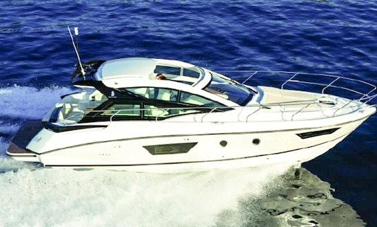 Motor Yacht Rental In Boca Raton