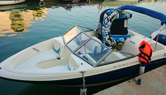 Rent This Boat For 1100kn In Nin, Croatia