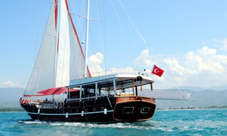 Experience Fethiye as Never Before On Gulet