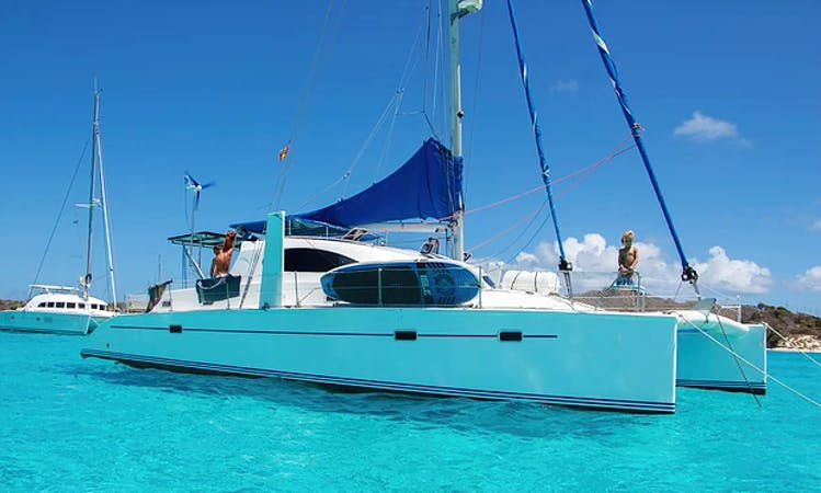 Charter a Cruising Catamaran in San Blas, Panama