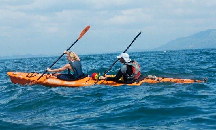 Taboga Island Sea Kayaking in Panama