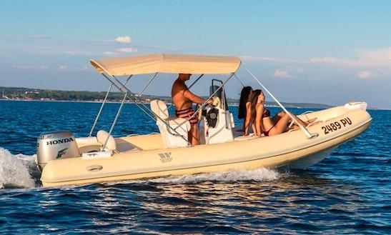 Speed Boat Rentals In Arenacamp Stupice, Premantura, Medulin