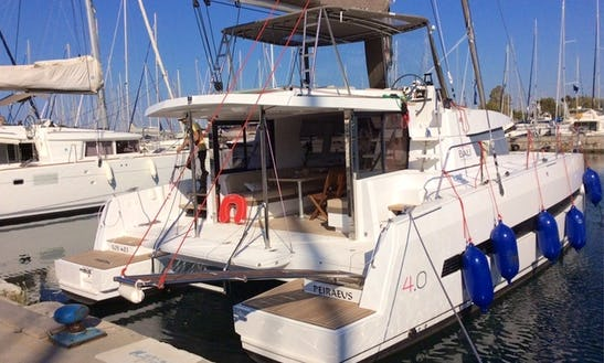 Have An Amazing Time On Bali Catamaran 4.0 In Athens, Greece