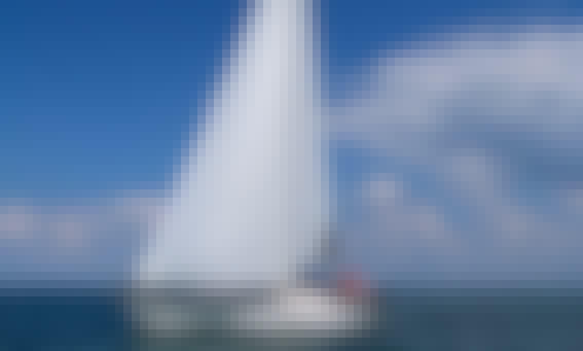 50' Bavaria Cruising Monohull Ready to Charter in Fleetwood, England