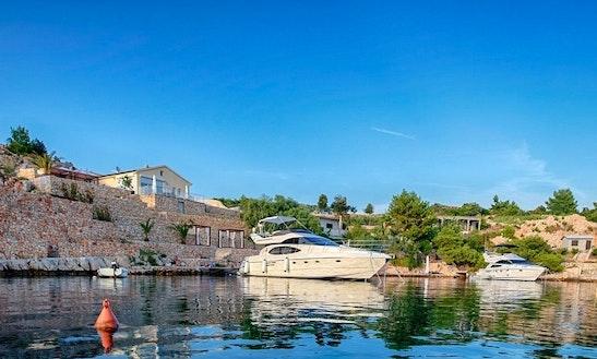 Azimut 52' Power Mega Yacht Charter In Split, Croatia For 8 Persons