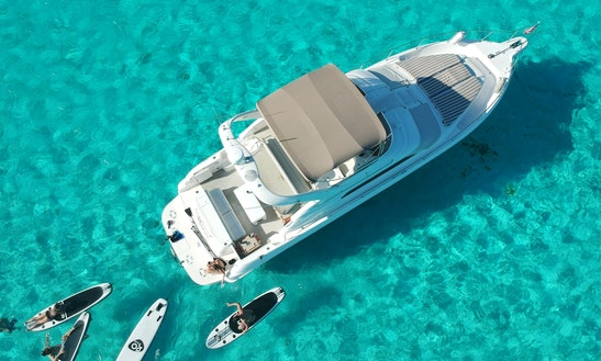 51' Sea Ray Riviera Maya Or Cozumel Charter