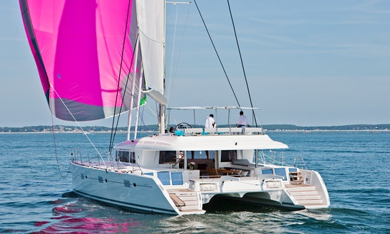 All-inclusive! Captain And Private Chef On A Lagoon 620 In Grenada