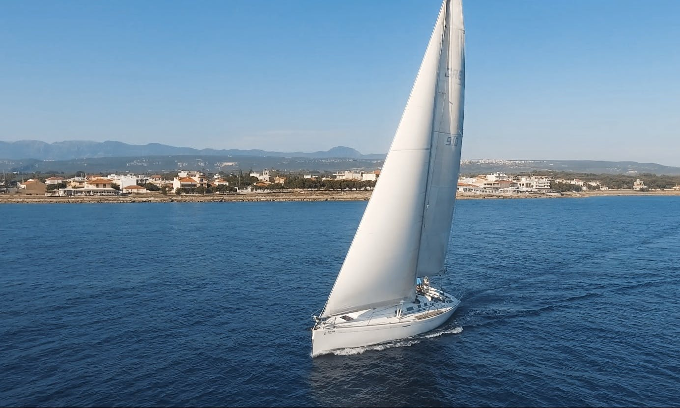Charter a Cruising Monohull in Marathopoli, Greece