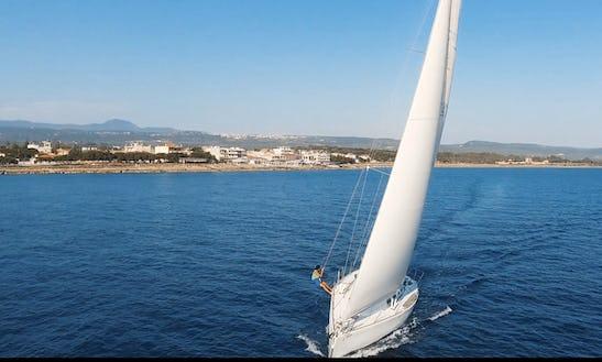 Charter A Cruising Monohull In Pylos, Greece