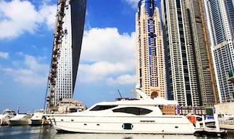 Lady Bella Motor Yacht Charter in Dubai, United Arab Emirates