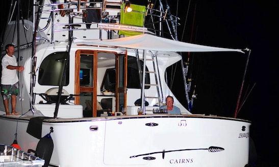 Inboard Propulsion Rental In Cairns