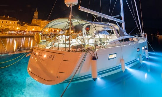 Charter The Yacht Of Your Dreams Jeanneau 64