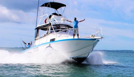 Fishing Charter In Denarau Island, Fiji With Captain Bob
