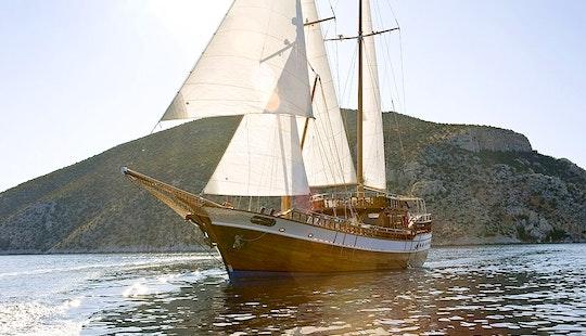 Day Cruise To 3 Islands Agistri, Moni And Aegina, Greece
