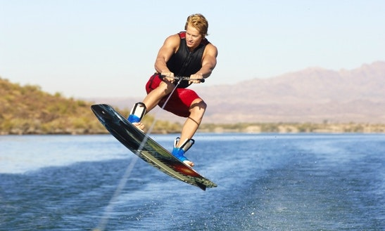 Have An Unforgettable Wakeboarding Experience In Trogir, Croatia