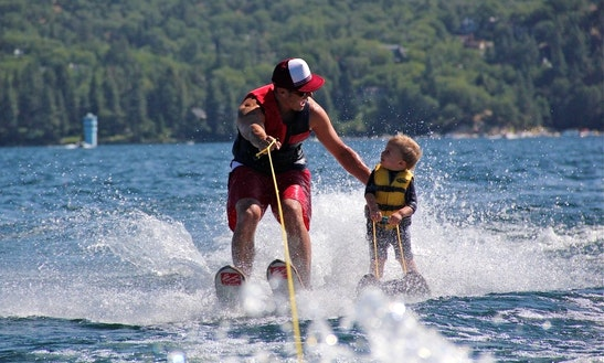 Wonderful Water Ski Rental Experience In Trogir, Croatia