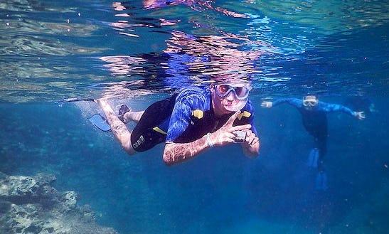 Enjoy Beautiful Snorkeling Experience In Pula, Croatia