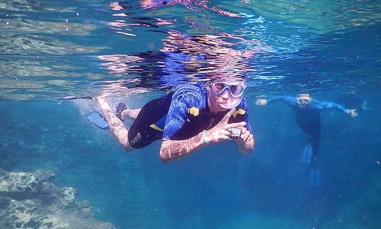 Enjoy Beautiful Snorkeling Experience In Pula, Croatia