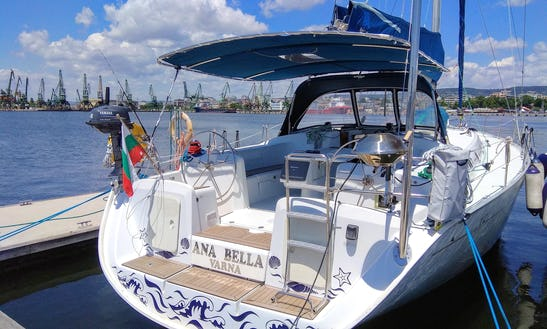 Sail On This Cruising Monohull Rental In Varna, Bulgaria