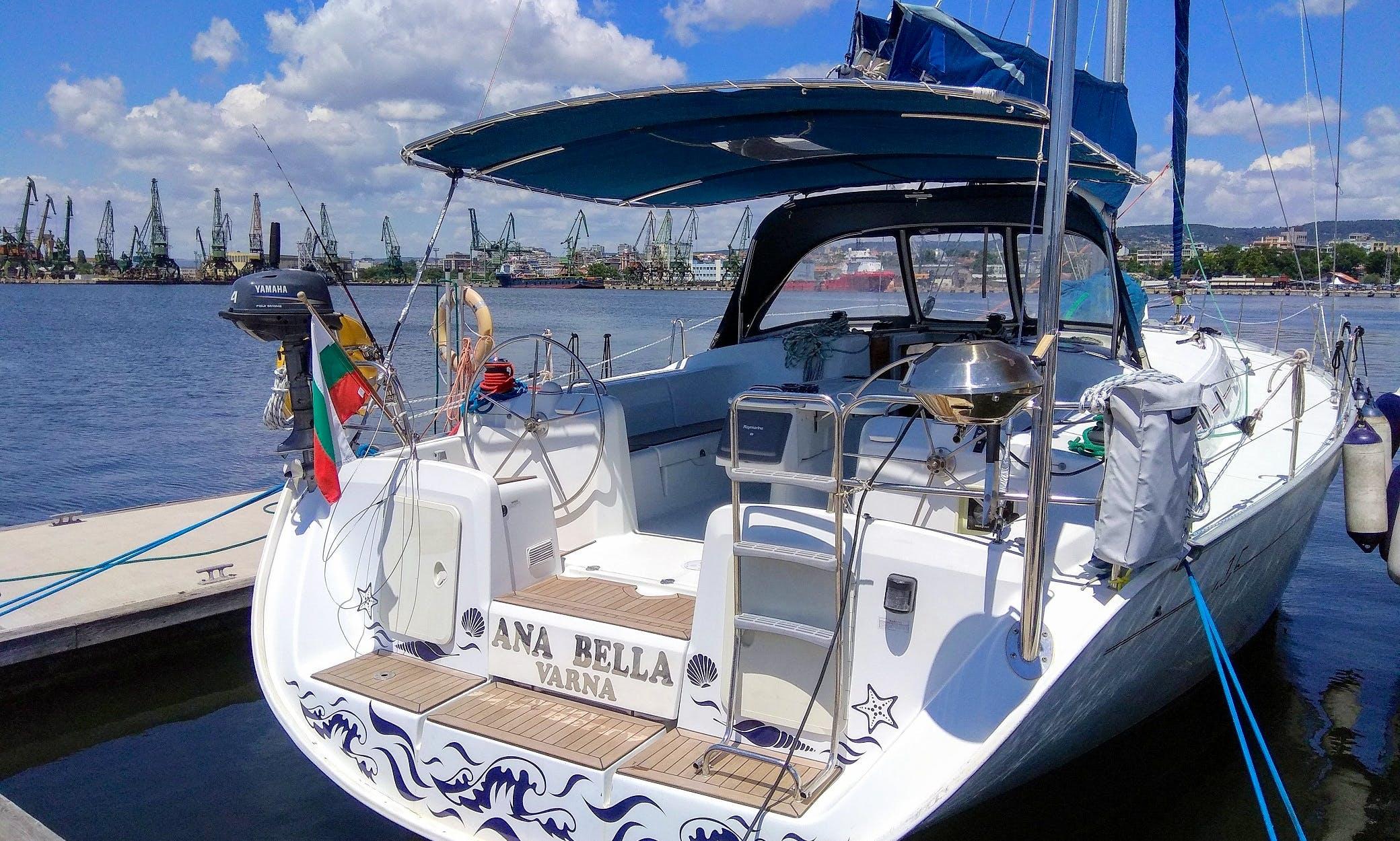 Sail on this Cruising Monohull rental in Varna, Bulgaria