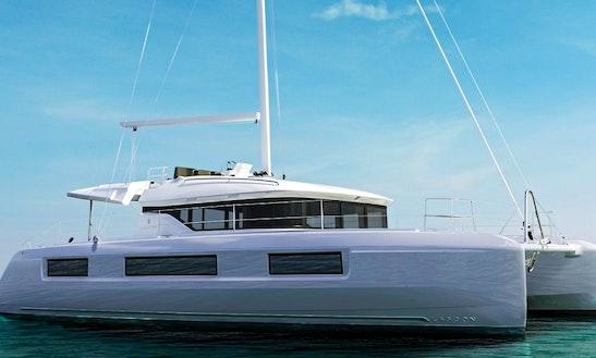 Sevenstar 50' Lagoon Charter @ Port Dickson