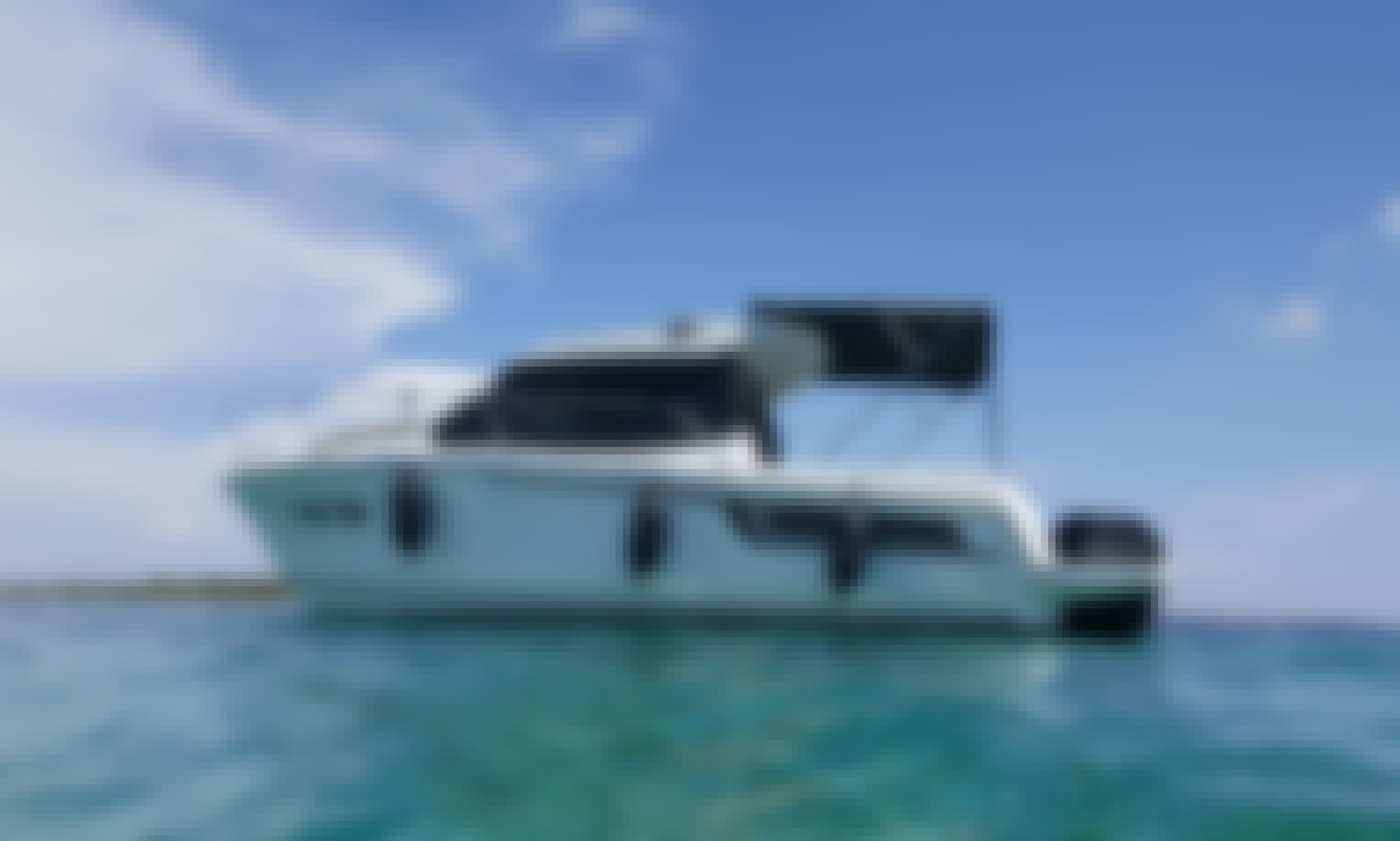 Merry Fisher 695 for charter in Split -Croatia