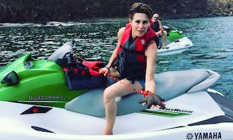 Experience a Jet Ski Tour in Playa Conchal, Costa Rica