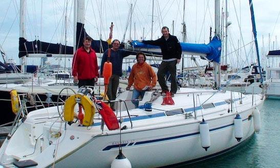 Charter 37' Cruising Monohull In Gosport, England