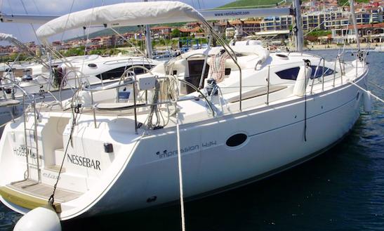 Elan 434 Cruising Monohull Charter In Nessebur