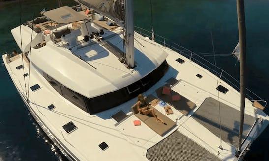 All-inclusive Crewed Charter Lagoon 620 In Cuba