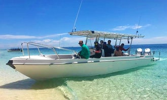 Fishing Trip in Semporna, Sabah, Malaysia on