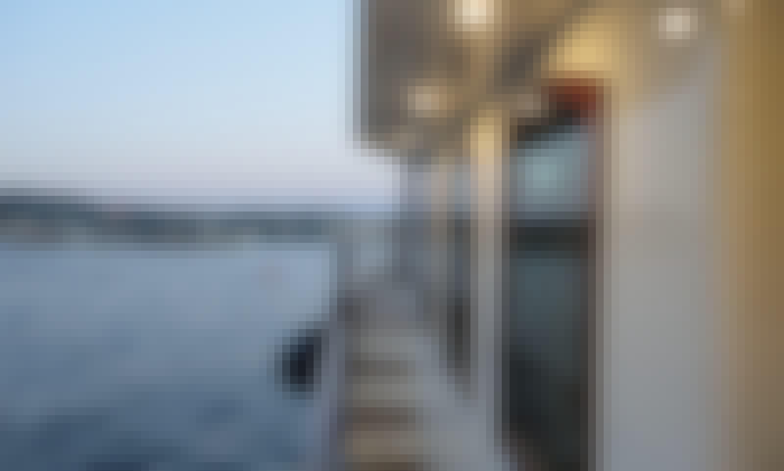 25 Person Trawler Rental in İstanbul, Turkey
