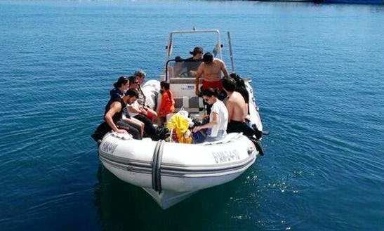 Enjoy Diving Trips  & Courses In Carboneras, Spain