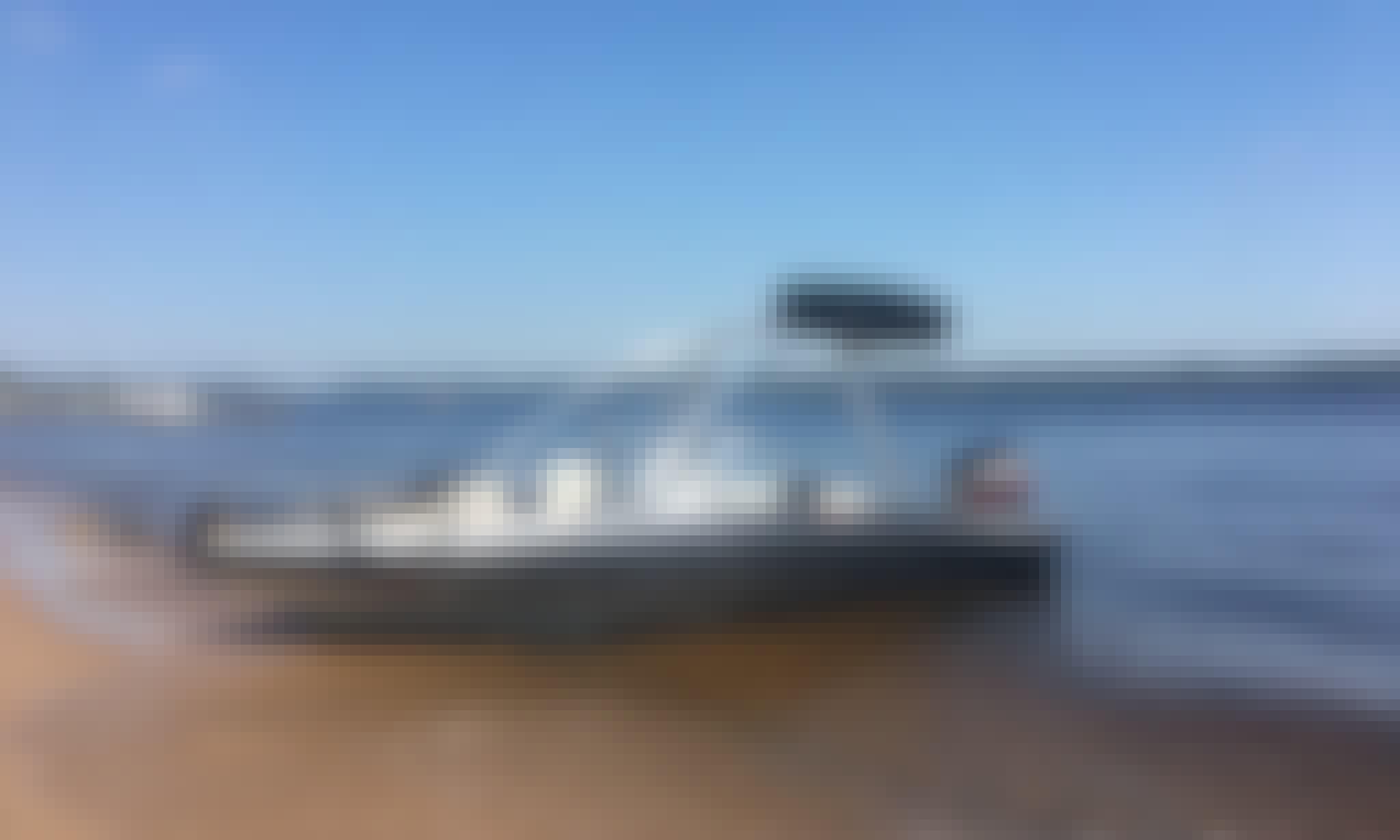 Bowrider boat rental in White Bear Lake