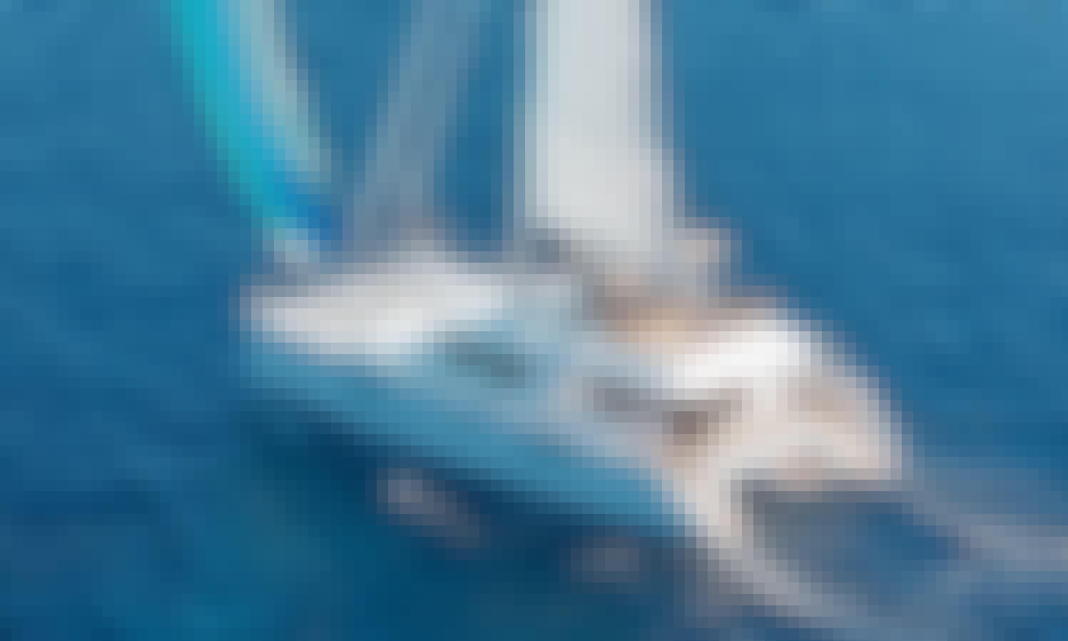 "Beautiful Cruising experience on ""Ellen Sophia"" Lagoon 560 S2 Catamaran in Phuket, Thailand"