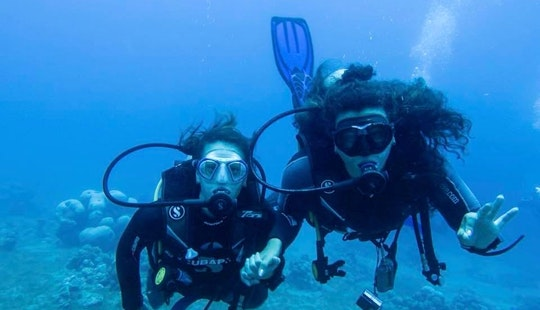 Adventurous Diving Experience In Eilat, Israel