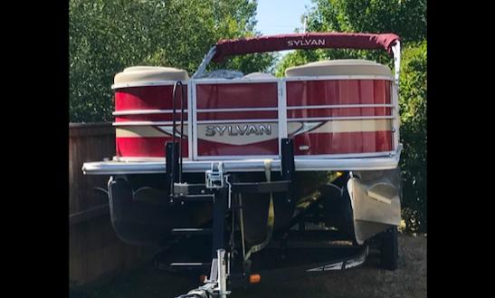 Pontoon Boat Rental In Raymond