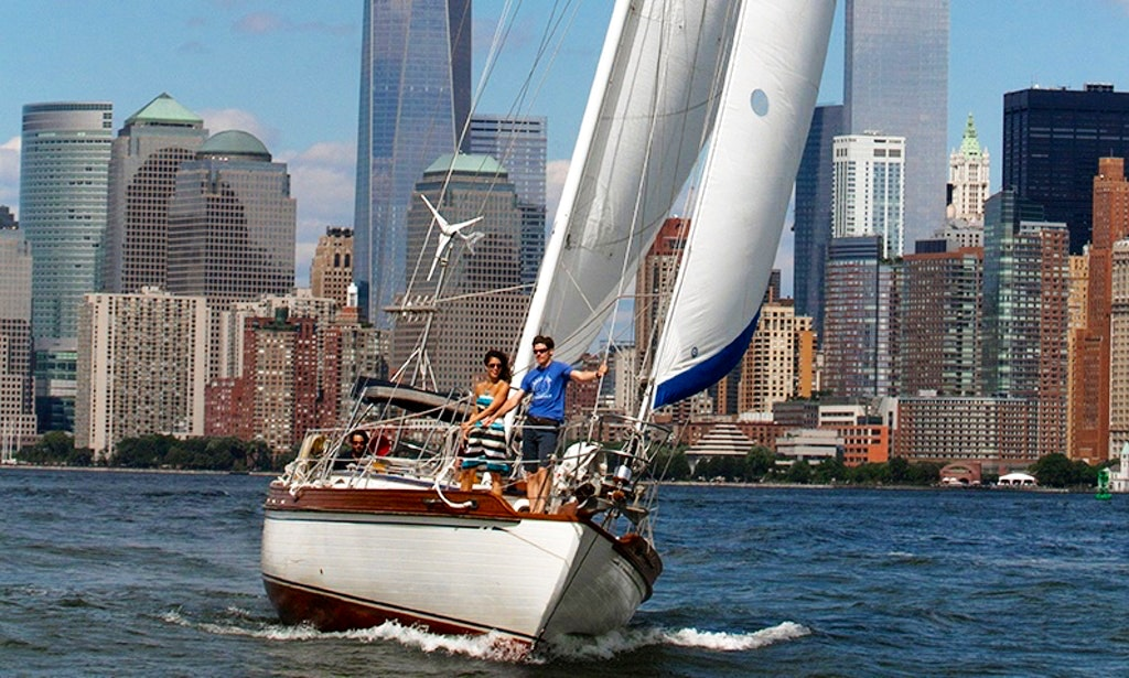 Sailing Charters in New York City