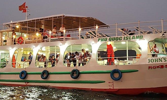 2 island for snorkeling, fishing - Fingernail island or Gam Ghi island and May Rut island