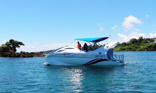 Charter A Glass Bottom Boat In Port Blair, India
