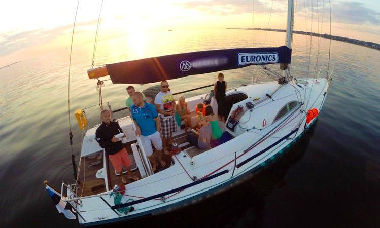 Charter a 40' Archambault Cruising Monohull In Tallinn, Estonia