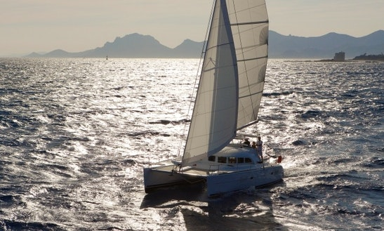 Experience Bvi In This Lagoon 380