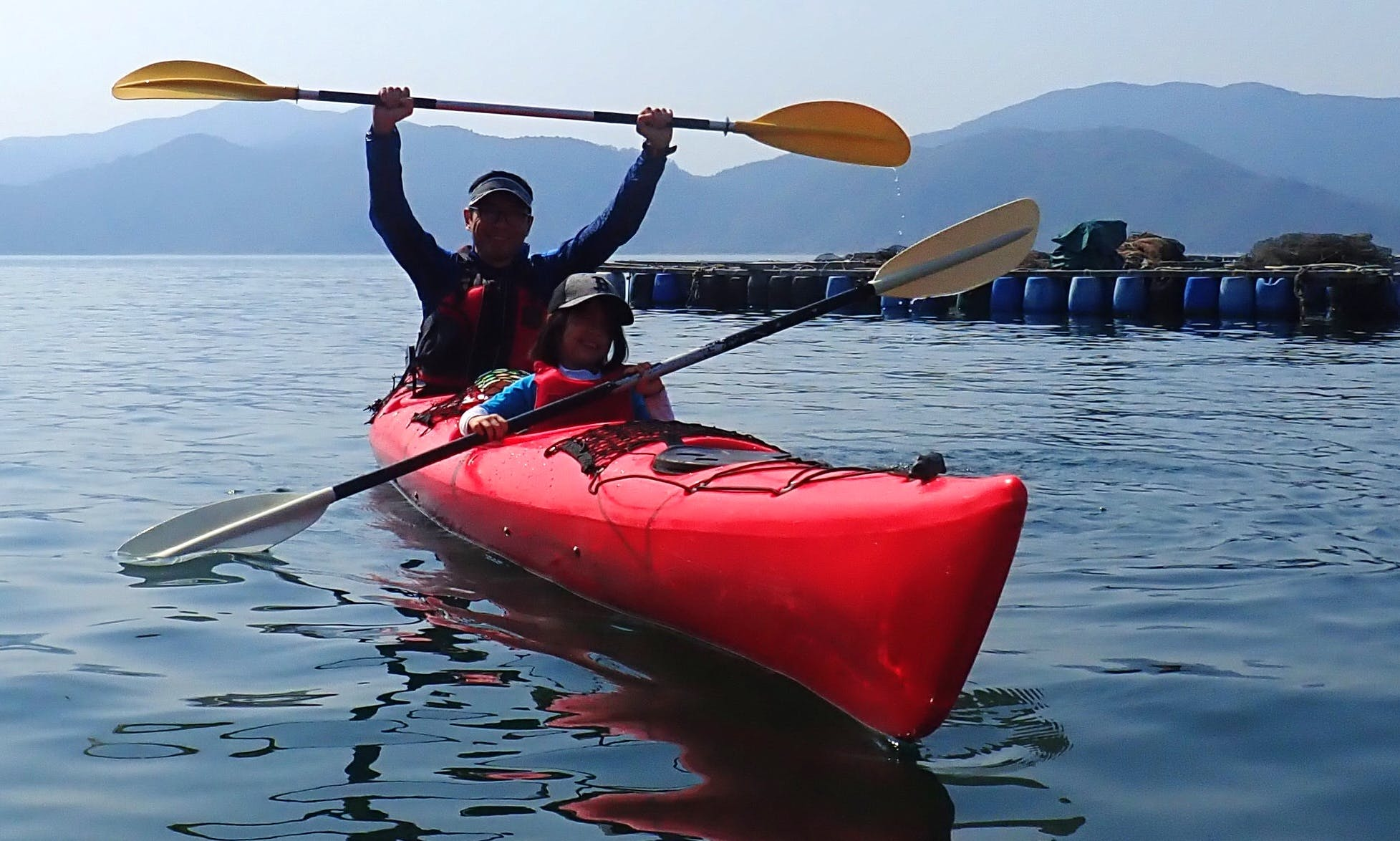 1-Day Sea Kayak Tour to Tai O and Sai Wan Geo Park in Hong Kong